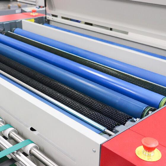 現像レスプレートによる高精細印刷
